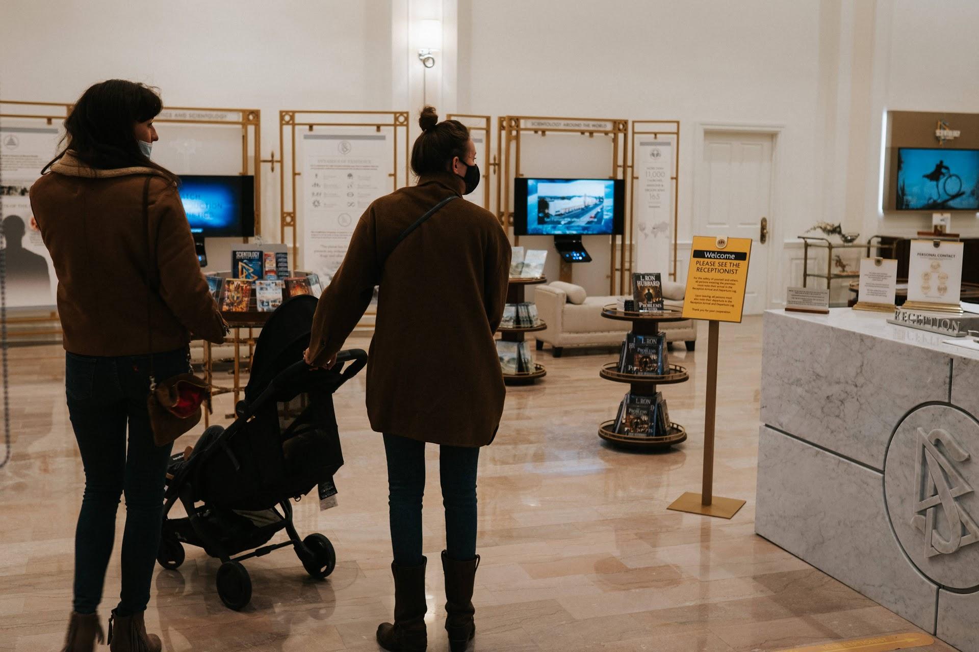Scientology Visitor Center